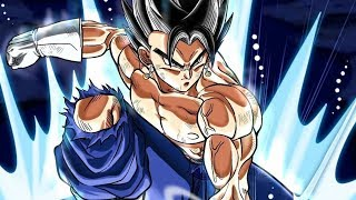 Vegetto Ultra Instinct vs Daishinkan FULL FIGHT   Dragon Ball Super「 AMV 」  In The End 2