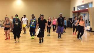 Nicki Minaj The Night Is Still Young (Cardio Dance Choreography)