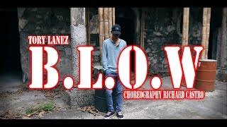 Tory Lanez - B.L.O.W. | Choreography Richard Castro | @torylanez