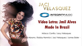 Confío | Jaci Velasquez | Letra | Lyric Vídeo