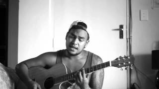 Rude - Magic! (Acoustic Cover by JAHBOY - Solomon Islands)