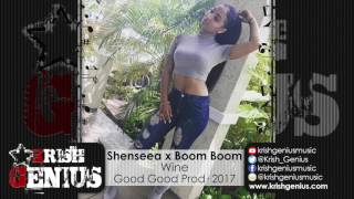 Shenseea Ft. Boom Boom - Wine [Money Mix Riddim] April 2017