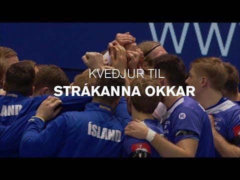 Kveðjur til strákanna okkar | Icelandair