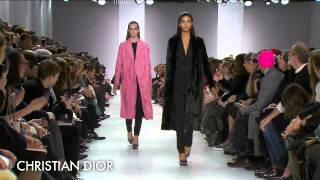 Christian Dior. Paris Fashion Week otoño invierno 2014/2015