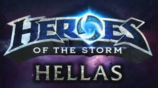 Heroes of the storm Hellas Intro