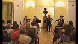 Haydn. Quartet 45 (Final)