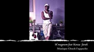 H magnum feat Kenza farah ( Une larme )