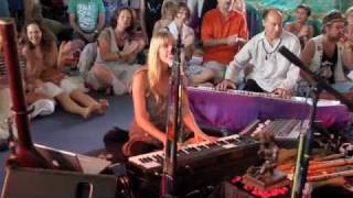 Deva Premal, Miten and Manose: Ecstatic Chanting Lake Ainsworth 2010