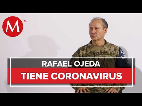 Secretario de Marina da positivo a covid-19, informa AMLO