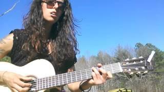 Searra Jade - Desafinado (Jobim), acoustic bossa nova cover