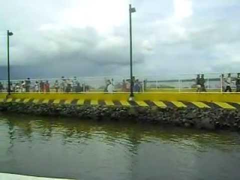 Puerto Salvador Allende recien Inaugurado – Nicaragua