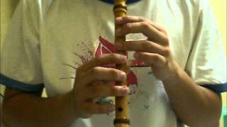 Happy Birthday - (Slow to Fast) (Bamboo Flute/Recorder Cover) w/ Music Sheet