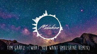 Tim Gartz & Cammora ft. Nicole Gartz - What You Want (Mulshine Remix)