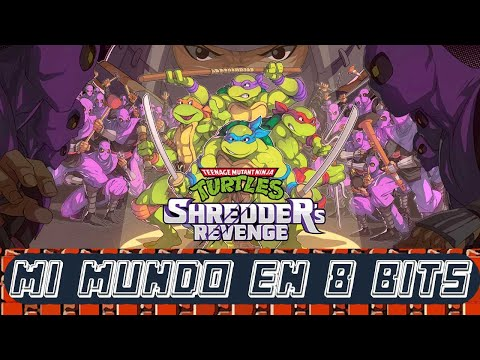 ¿PERO QUE MARAVILLA ES ESTA? - TEENAGE MUTANT NINJA TURTLES: SHREDDER´S REVENGE - ¡COWABUNGA!