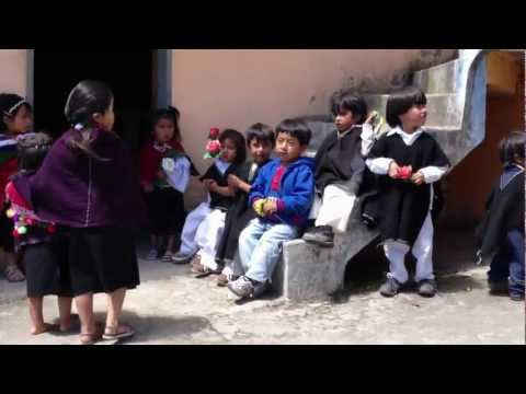 Ecuador Pelileo adp — cutest kids you'll ever see in Huasalata community