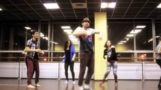 Forward dance studio-Dance cross spring-choreography by Sergei Zmeyok-Stromae-Papaoutai