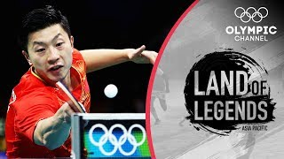 Why China's Dominance in Table Tennis is Unmatched at the Olympics | Land of Legends