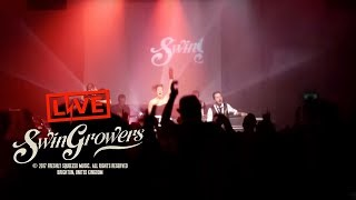 Swingrowers - LIVE @ White Mink, LONDON 2014 showcase