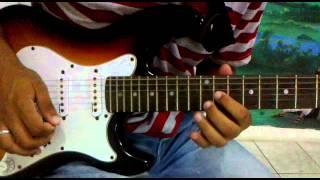 Video Aula - Ele não desiste de você -Solo Guitarra -Eliakim