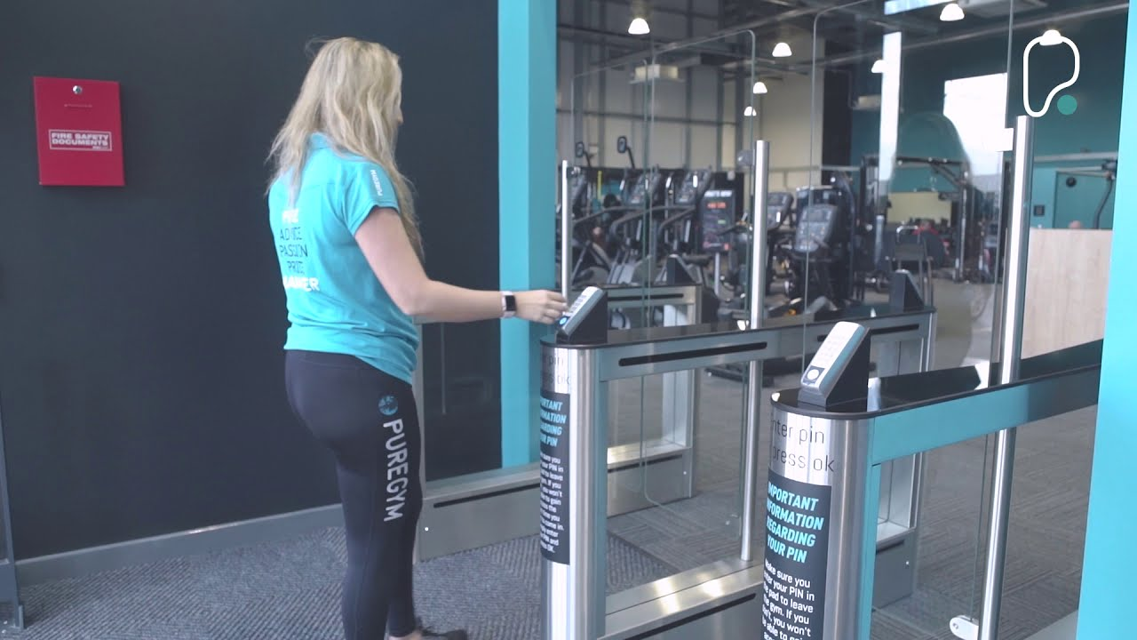 INSIDE PureGym Maldon Blackwater Retail Park