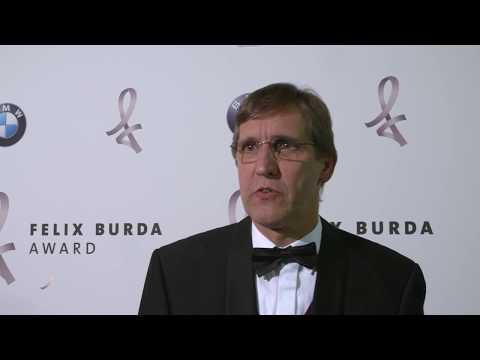 """Cornel Wachter & Timo Belger, die Preisträger """"Engagement des Jahres"""" beim Felix Burda Award 2017"""
