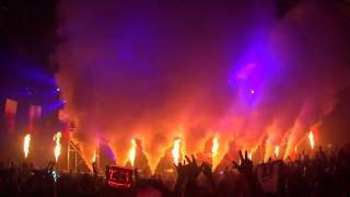Summer x Thief  - Marshmello & Ookay at Together Festival 2017 (Thailand)