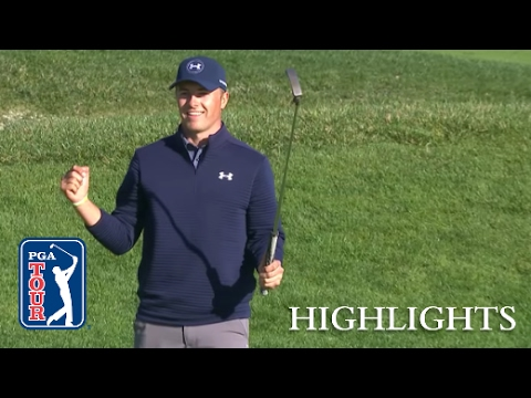 Highlights | Jordan Spieth breezes to big win at AT&T Pebble Beach