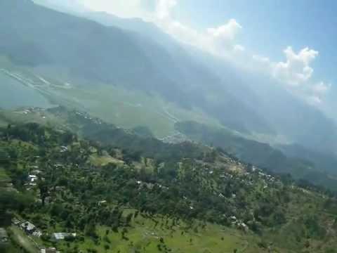 Paragliding Adventure in Pokhara, Nepal