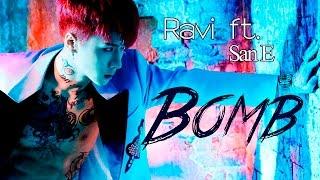 Ravi ft. San E - Bomb [Sub. Español | Han | Rom]