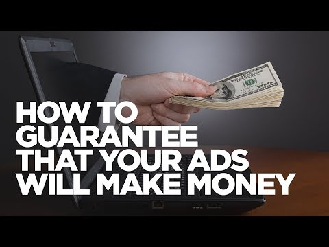 How to guarantee that your ads will make money - The Lead Magnet with Frank Kern photo