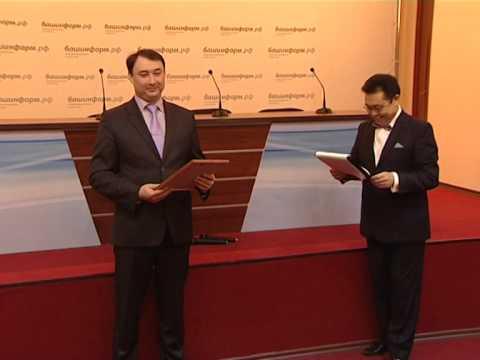 В Уфе наградили лучших работников СМИ Башкортостана по итогам 2014 года