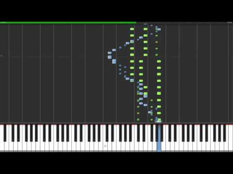 Toto Hold The Line Piano Tutorial 100 Speed Midi Chords