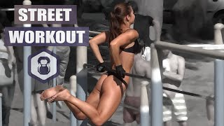 CRAZY STREET WORKOUT MONSTERS / CALISTHENICS MOMENTS IN UKRAINE