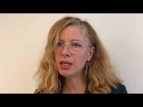 Eva Schelin inför rundabordssamtal med Miljöministern