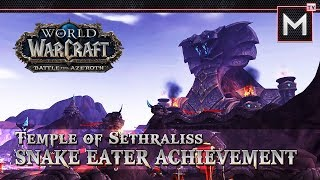 Snake Eater - Achievement - World of Warcraft