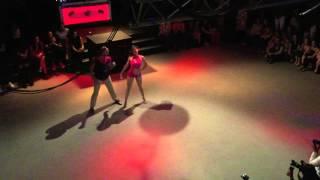 Albir & Sara show @ 2015 Amsterdam Kizomba Festival