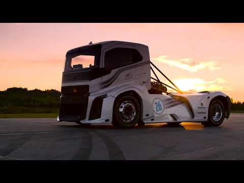 Volvo Trucks - The Iron Knight - True elegance defined
