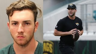 Blake Bortles CATCHES The Man Trying To ROB Him!