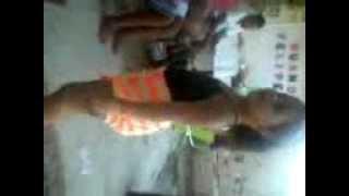 Ana clara dancando anitta