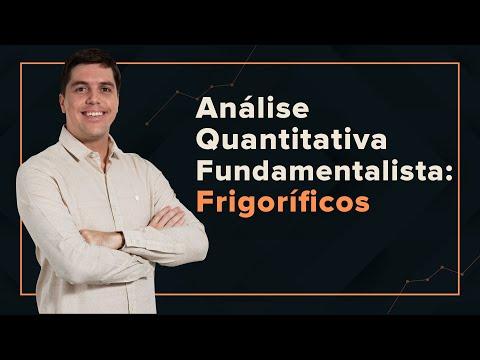 Como analisar as ações do setor de frigorífico com a análise quantitativa fundamentalista.