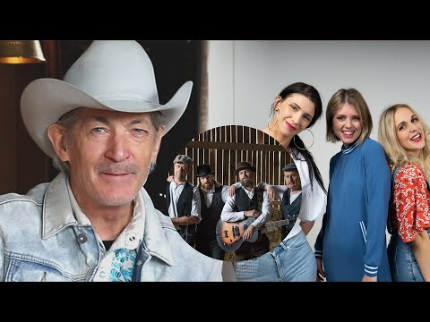 Countrykonsert med Dougs Seegers, American Hymns & Spring City