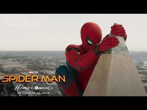 SPIDER-MAN: HOMECOMING. Pregúntaselo a Peter Parker. En cines 28 de julio.