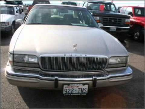 1996 Buick Park Avenue Problems Online Manuals And Repair