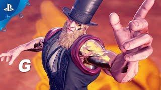 Street Fighter V: Arcade Edition – G Gameplay Trailer   PS4 width=