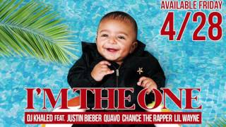 DJ Khaled - I'm the One ft. Justin Bieber, Quavo, Chance the Rapper, Lil Wayne (Speed Up)