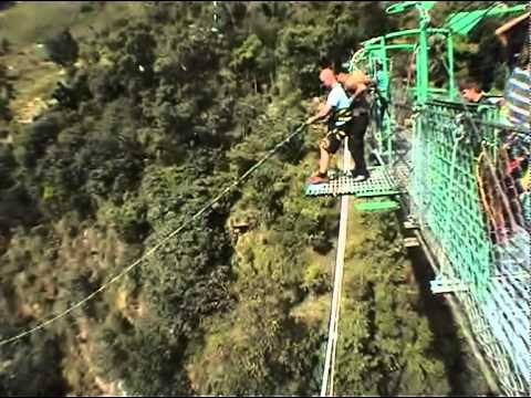 Last Resort Nepal Canyon Swing 2010