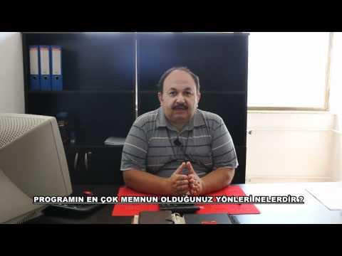 Mali Müşavir Cengiz Yaldız bey ile Dizayn Site Yönetim programı röportajı