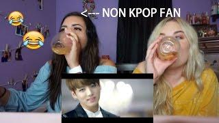 DRUNK REACTION - BTS - BLOOD SWEAT & TEARS (NON KPOP FAN)