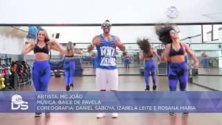 Mc João-Baile de Favela coreografia