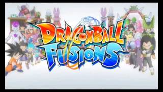 Dragon Ball Fusions Opening Cinematic [North America]